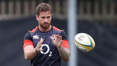 Cipriani 'calm' ahead of England start
