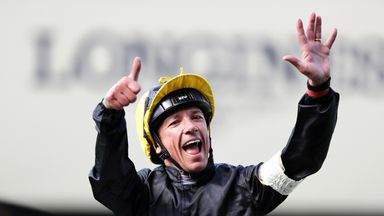 Dettori 'biggest name' in the sport