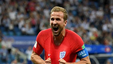 Neville: Kane could play for any WC team