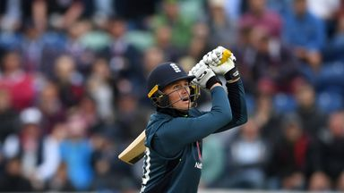Eng v Aus: 2nd ODI highlights
