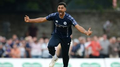 Scotland v England ODI Highlights