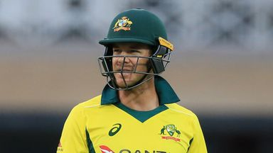 Paine: Pressure got to me