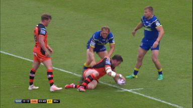 Warrington 30-34 Castleford