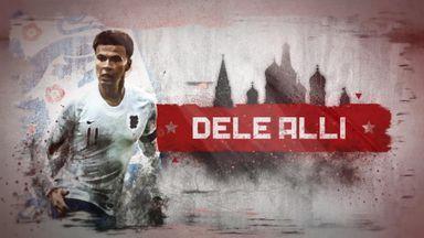 Russia 2018 - Key Man - Dele Alli