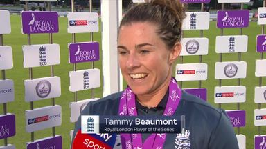 Beaumont: Special hundred at home