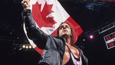 Lock Up: Bret Hart