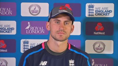 Hales feeling the pressure