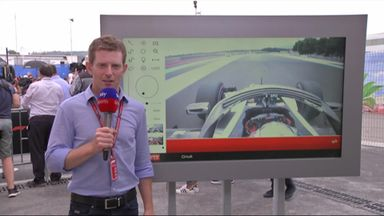 Ant's Grosjean Qualy analysis