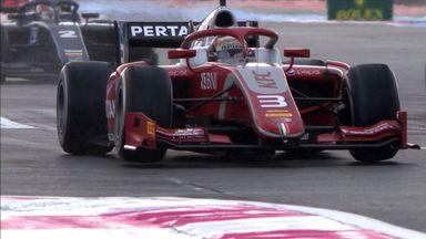 F2 Race 1: France