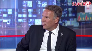 Merson: Kane was poor