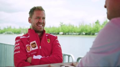Vettel reflects on 2018