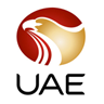 United Arab Emirates badge