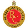 IPL Bangalore badge