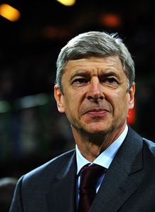 Football Champions League AC Milan Arsenal Arsene Wenger