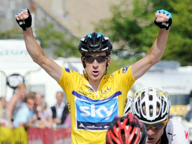 Wiggins Dauphiné