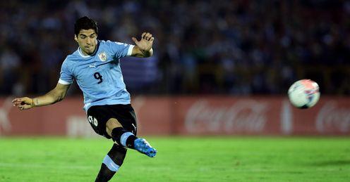 South American top footballers