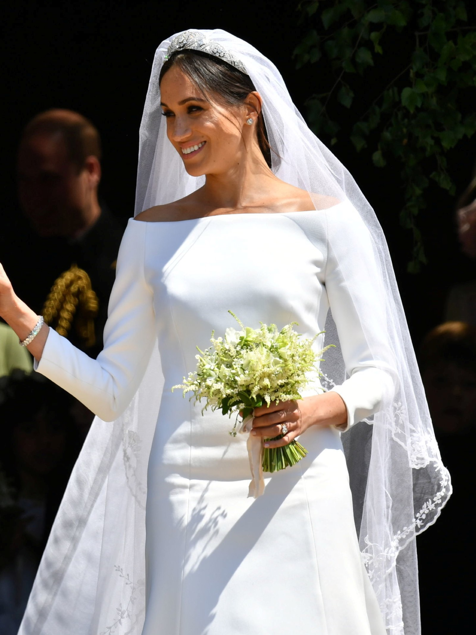 Royal wedding: Everything you need to know about Meghan\'s dress